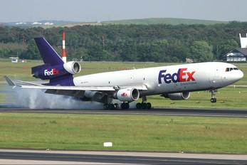 N610FE - FedEx Federal Express McDonnell Douglas MD-11F