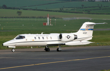84-0137 - USA - Air Force Learjet C-21A