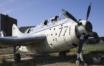 XG882 - Royal Navy Fairey Gannet T.5