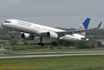 N17139 - Continental Airlines Boeing 757-200