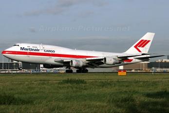 PH-BUH - Martinair Cargo Boeing 747-300F