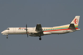 LY-SBD - Lithuanian Airlines SAAB 2000