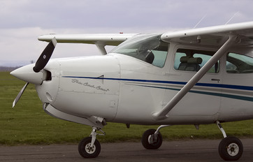 G-WIFE - Private Cessna 182 Skylane RG