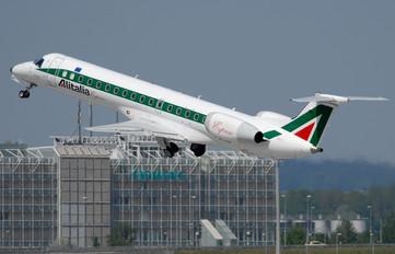 I-EXMG - Alitalia Express Embraer ERJ-145
