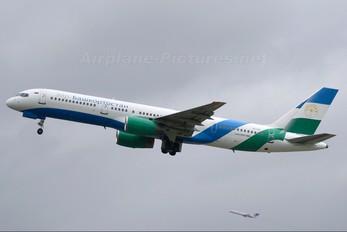 EI-LTO - Air Bashkortostan Boeing 757-200