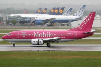 D-AHLD - Hapag Lloyd Express Boeing 737-500