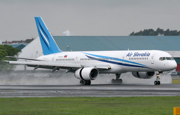 OM-ASA - Air Slovakia Boeing 757-200