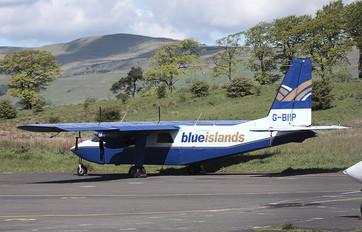 G-BIIP - Hebridean Air Services Britten-Norman BN-2 Islander
