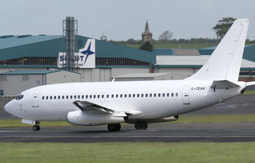 G-CEAH - European Aircharter Boeing 737-200