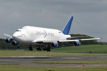 N780BA - Boeing Company Boeing 747-400LCF Dreamlifter