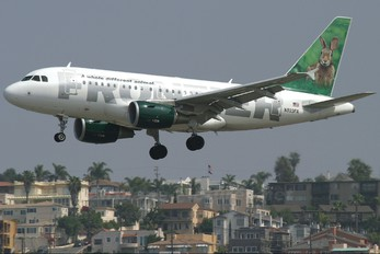 N803FR - Frontier Airlines Airbus A318