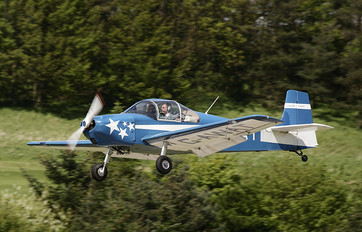 G-AWAT - Private Druine D.62 Condor