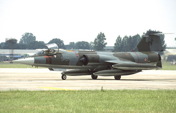 MM6771 - Italy - Air Force Lockheed F-104S ASA Starfighter
