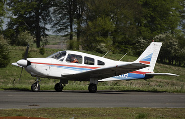 G-KAIR - Keen leasing Piper PA-28 Archer