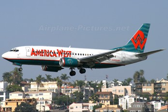 N322AW - America West Airlines Boeing 737-300