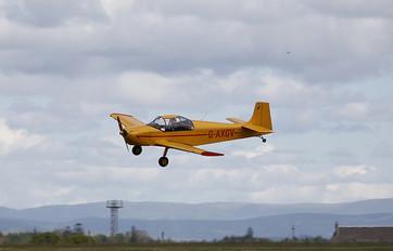 G-AXGV - Private Druine D.62 Condor