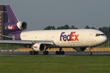 N620FE - FedEx Federal Express McDonnell Douglas MD-11F