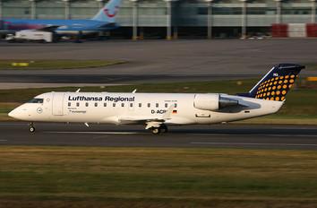 D-ACRQ - Eurowings Canadair CL-600 CRJ-200