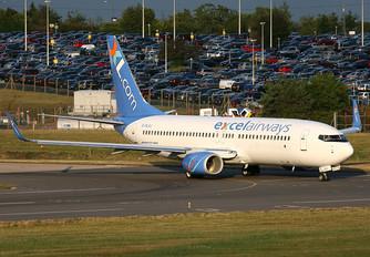 G-XLAJ - XL Airways (Excel Airways) Boeing 737-800