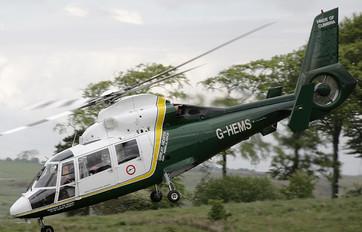 G-HEMS - PLM Dollar Group / PDG Helicopters Aerospatiale AS365 Dauphin II