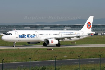 D-ARFA - Aero Flight Airbus A321
