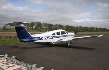 D-EHIG - Private Piper PA-28R Arrow /  RT Turbo Arrow
