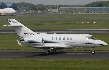 N189TA - Private Hawker Beechcraft 850XP