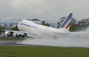 F-GCBG - Air France Cargo Boeing 747-200F