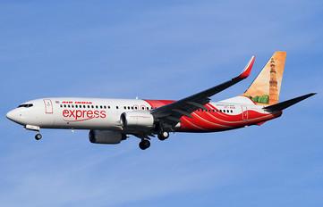 VT-AXQ - Air India Express Boeing 737-800