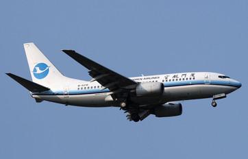 B-5218 - Xiamen Airlines Boeing 737-700