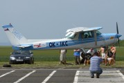 OK-IKC - Aeroklub Czech Republic Cessna 152 aircraft