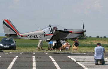 OK-EUR 11 - Private Evektor-Aerotechnik EV-97 Eurostar