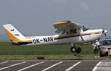 OK-NAV - Aeroklub Czech Republic Cessna 152