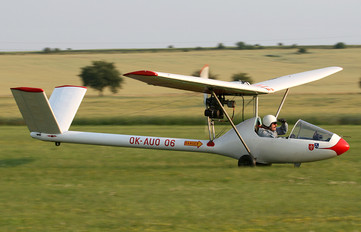 OK-AUO 06 - Private Homebuilt Straton D7