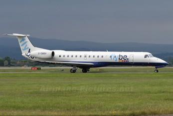 G-EMBH - Flybe Embraer ERJ-145