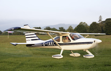 G-IARC - Private Glasair Glastar