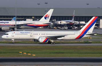 9N-ACA - Royal Nepal Airlines Boeing 757-200