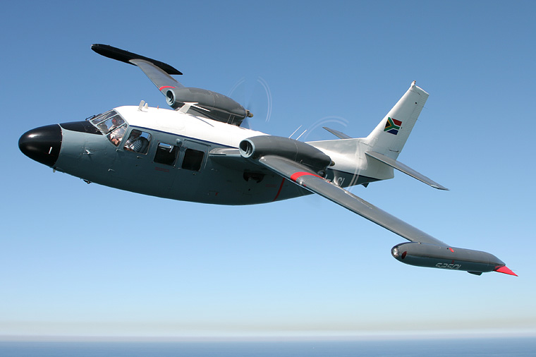 Private ZU-ACI aircraft at In Flight - South Africa