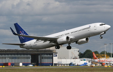 EI-DKD - Futura International Airways Boeing 737-800