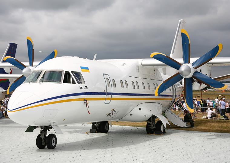 Resultado de imagen para Antonov 140
