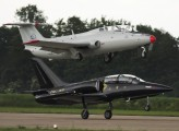 17th Aviation Fair, Pardubice, June 2007