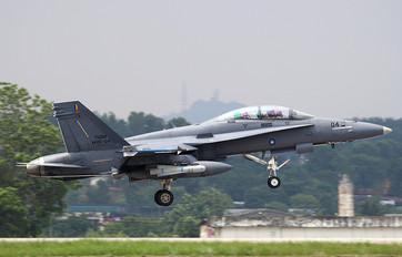 M45-04 - Malaysia - Air Force McDonnell Douglas F-18D Hornet