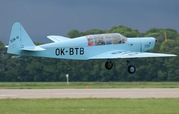 OK-KUD 07 - Private Zlín Aircraft XII (replica)