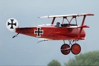 OK-DUD 07 - Private Fokker DR1 Triplane