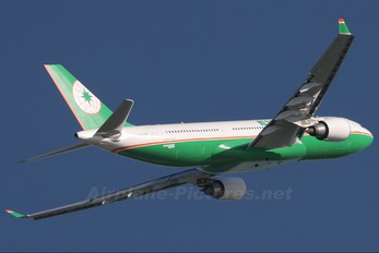 B-16308 - Eva Air Airbus A330-200