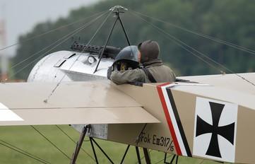 OK-HUG 05 - Private Fokker E III (replica)