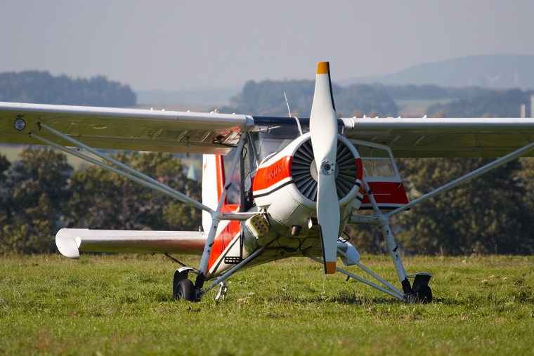 Aeroklub Czech Republic OK-MJL aircraft at Liberec