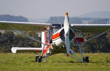 OK-MJL - Aeroklub Czech Republic Aero L-60S Brigadýr
