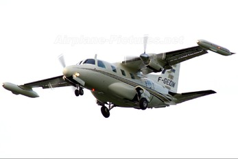 F-GEQM - Star Service International Mitsubishi MU-2 (all models)