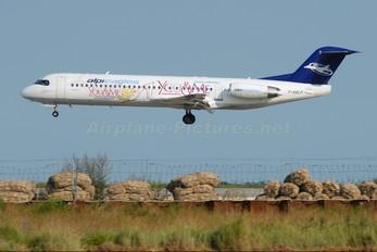 F-HALP - AlpiEagles Fokker 100